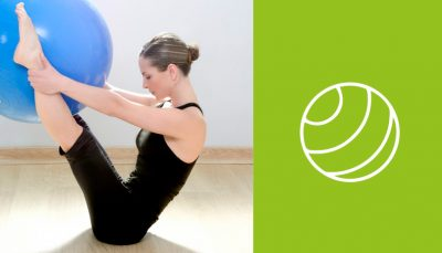 Pilates Swiss Ball